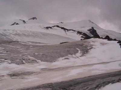 Mount Cevedale 12,365 Feet
