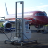 View Of A Virgin Blue E190 Arrived At Coffs Harbour Airport