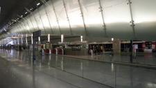 Changi Airport Station Platform Level