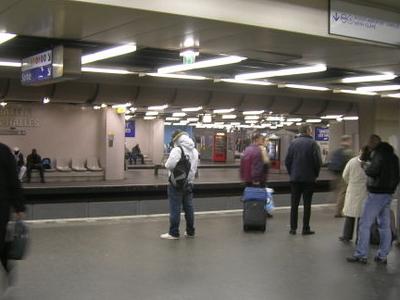 Gare De Chatelet