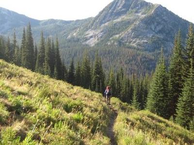 Chelan Sawtooth Wilderness