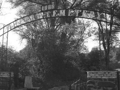 Cherry Cemetery 1886
