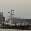 Chesapeake Bay Bridge From Queen Annes County Side