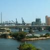 Cheung Tsing Bridge Side View