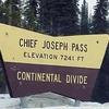 Chief Joseph Pass
