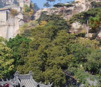 Yiwulü Mountain In Beizhen Of Jinzhou City