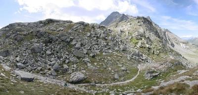 Albrun Pass
