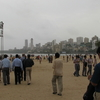 Chowpatty Beach Monsoon