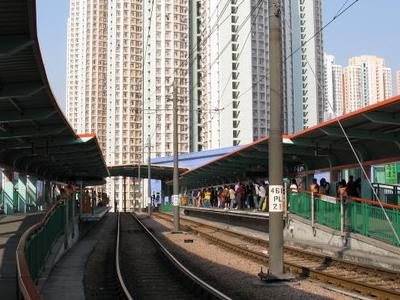 Chung Fu Stops Platform