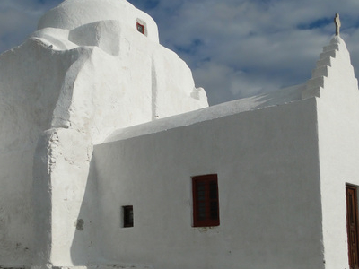 Church Of Panagia Paraportiani, Mykonos