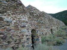 Charcoal Kilns Panamint Range