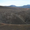 The Crater Of Cinder Cone