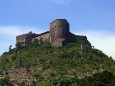 The Fort At Laferrière