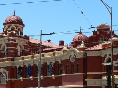 City  Baths  Melbourne