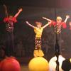 Performers Balancing