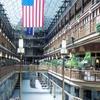 Cleveland Arcade Interior