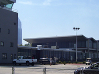 Cleveland Burke Lakefront Airport