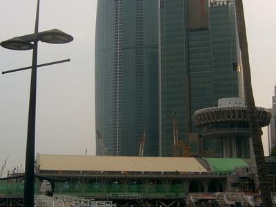 Clifford Pier  Construction   Singapore