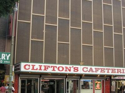 Clifton Cafeteria