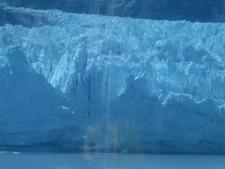 Close View Of Marjerie Glacier