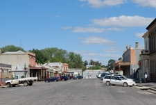 Main Street Of Clunes