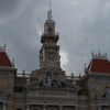 Clouds Over Ho Chi Minh City Hall