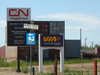 CN Signage Chappell Yards