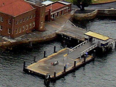 Cockatoo Island Wharf