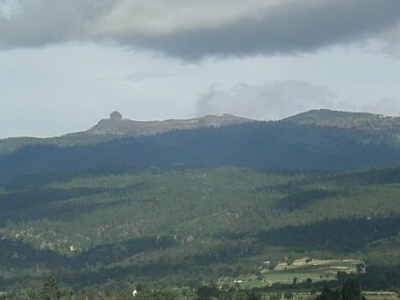 Cofre De Perote From The Northwest