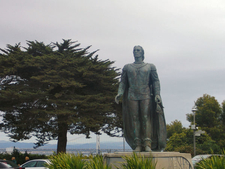 Coit Tower Statue