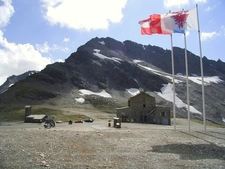 Flags At The Summit