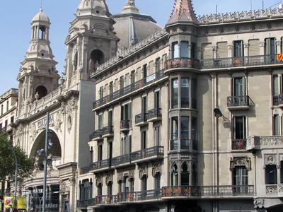 Coliseum Barcelona