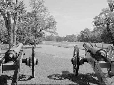Fusilier\\\'s Reboubt Overlook, York County