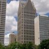 Un centro de Detroit