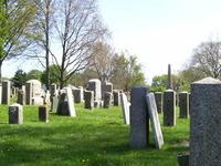 Enterrar terra comum e Ilha Cemitério