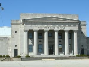 Cedar Rapids Scottish Rite Temple