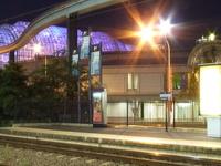 Convention MLR Station