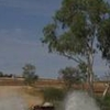 Cooper Creek Crossing At Innamincka South Australia