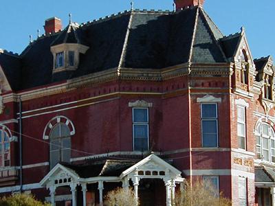 Copper King Mansion