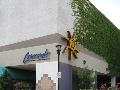 Coronado Center Northwest Entrance