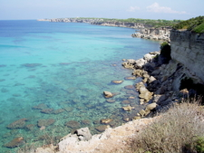 West Coast Isola Di Pianosa