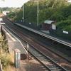 Cottingley la estación de tren