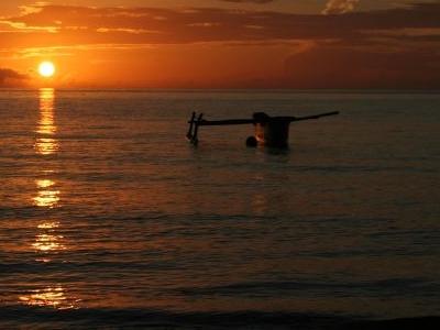 Coucher  Soleil   Robinson   Mayotte