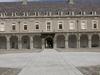 Courtyard Of Irish Museum Of Modern Art