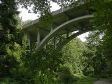Cowen Park Bridge