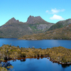 Cradle Mountain And Little Horn