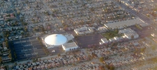 Crenshaw Christian Center From Air