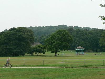 Hall Park Ground  Horsforth