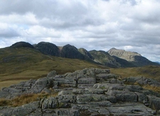 Crinkle Crags From Cold Pike