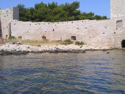 Kaštelina Castle